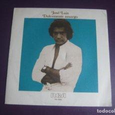 Discos de vinilo: JOSE LUIS RODRIGUEZ, EL PUMA SG RCA 1979 - DULCEMENTE AMARGO +1 MELODICA POP VENEZUELA. Lote 214099892