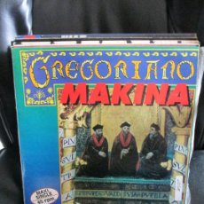 Discos de vinilo: GREGORIANO MAKINA ?– GREGORIANO MAKINA. Lote 214101003