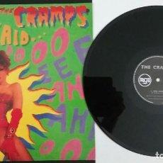 Discos de vinilo: THE CRAMPS - SHE SAID RCA BMG ARIOLA 1990. Lote 214101056