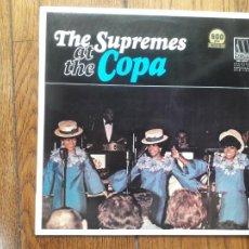 Discos de vinilo: THE SUPREMES AT THE COPA. Lote 214103418