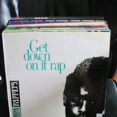 Discos de vinilo: NEW YORK RAPPERS ?– GET OWN ON IT RAP. Lote 214104412