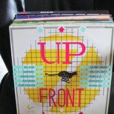 Discos de vinilo: UP FRONT 7. Lote 214104522