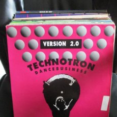 Discos de vinilo: TECHNOTRON ?– DANCEBUSINESS VERSION 2.0. Lote 214104942