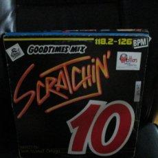 Discos de vinilo: SCRATCHIN' 1. Lote 214108150