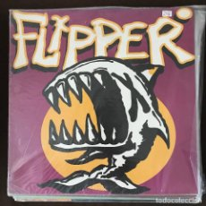 Discos de vinilo: FLIPPER - NÜRNBERG FISH TRIALS - LP MUSICAL TRAGEDIES 1992. Lote 214112185