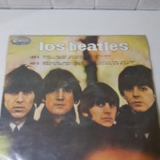 Disques de vinyle: THE BEATLES LP DE EDICION PERU OPORTUNIDAD COLECCIONISTAS FOR SALE. Lote 214116560