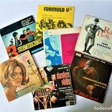 Discos de vinilo: LOTE DE 7 DISCOS AÑOS 60'S. Lote 214124710