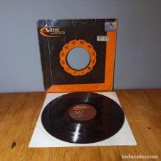 Discos de vinilo: MAXI SINGLE DISCO VINILO - NOSTRUM - EP 3.1. Lote 214125931