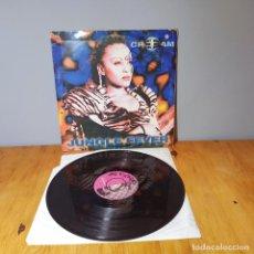 Discos de vinilo: MAXI SINGLE DISCO VINILO - CREAM - JUNGLE FEVER. Lote 214126591