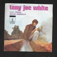 Discos de vinilo: TONY JOE WHITE STUP - SPIDER, MONUMENT IS ARTISTRY SN - 20.488. Lote 214127326