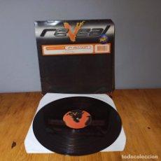 Discos de vinilo: MAXI SINGLE DISCO VINILO - TRANCE FESTIVAL - IN MOTION. Lote 214128896