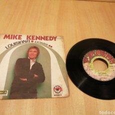 Discos de vinilo: MIKE KENNEDY. LOUISIANA ( FERNANDO ARBEX), EXTASIS. Lote 214134957