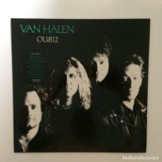 Discos de vinilo: VAN HALEN ?– OU812 UK & EUROPE 1988 WARNER BROS RECORDS. Lote 214152546