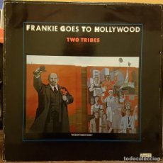 Discos de vinilo: FRANKIE GOES TO HOLLYWOOD TWO TRIBES. Lote 214160973