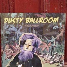 Discos de vinilo: DUSTY BALLROOM VOL. 1 - IN DUST WE TRUST . LP VINILO PRECINTADO. ROCKABILLY - RHYTHM BLUES. Lote 214166385