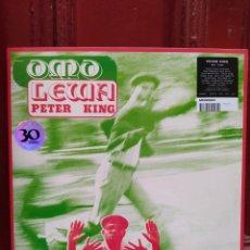 Discos de vinilo: PETER KING–OMO LEWA . LP VINILO PRECINTADO. AFROBEAT . FUNK. Lote 214166610