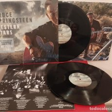 Discos de vinilo: DISCO DE VINILO ALBUM LP MASTERED NUEVO BRUCE SPRINGSTEEN WESTERN STAR SONGS FROM THE FILM 2019 2 LP. Lote 214173891