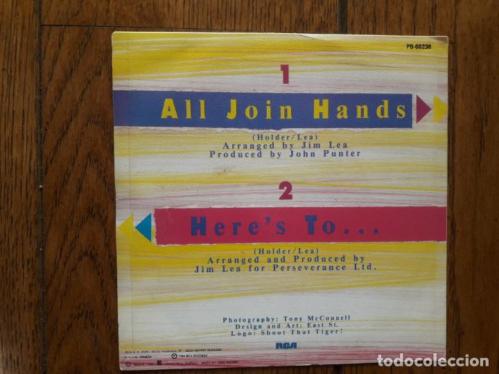 Discos de vinilo: Slade - all join hands (demonos las manos) + heres to.... - Foto 2 - 214182308