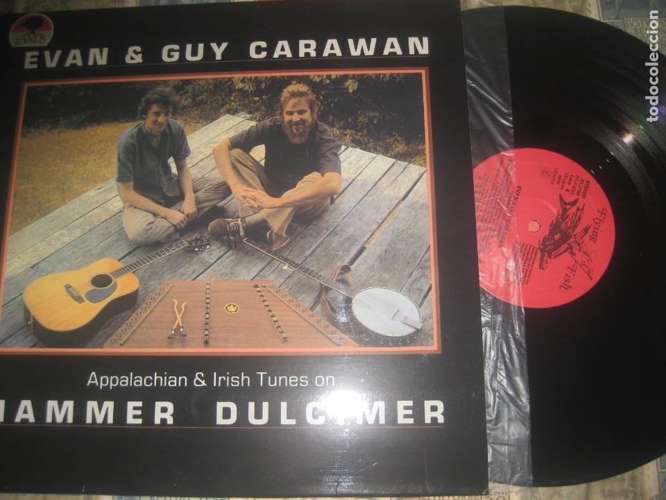 EVAN CARAWAN AND GUY CARAWAN ?– APPALCHIAN & IRISH TUNES ON (FLYING FISH 1990 ) OG ESPAÑA LEA DESCRI (Música - Discos - LP Vinilo - Country y Folk)