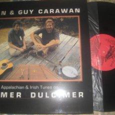 Discos de vinilo: EVAN CARAWAN AND GUY CARAWAN ?– APPALCHIAN & IRISH TUNES ON (FLYING FISH 1990 ) OG ESPAÑA LEA DESCRI. Lote 214184257