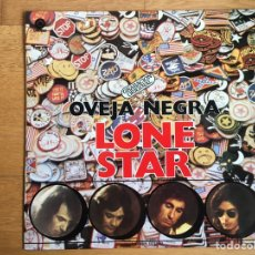 Discos de vinilo: LONE STAR: OVEJA NEGRA (CIRCULO D20-0009 SPAIN 1979). Lote 214199998