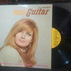 Discos de vinilo: THE ROYAL GUITAR ENSEMBLE GOLDEN GUITAR LP SPAIN 1969 PDELUXE. Lote 214229908