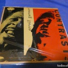 Discos de vinilo: BOXX53 LP USA HORRIBLE ANTIGUEDAD Y GROSOR ERROLL GARNER CONSTRAST BASTANTE BUEN ESTADO EMARCY 36001. Lote 214231575