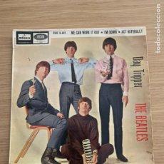 Discos de vinilo: THE BEATLES SINGLE DAY TRIPPER. Lote 214246873