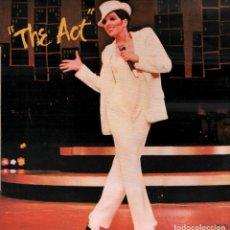 Disques de vinyle: LIZA MINNELLI - THE ACT / LA ACTUACION - LP - RCA DE 1978 RF-8340 , PERFECTO ESTADO. Lote 214247286
