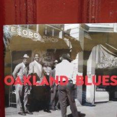 Discos de vinilo: OAKLAND BLUES . LP VINILO PRECINTADO. BLUES. NUEVO, PRECINTADO. Lote 214247401