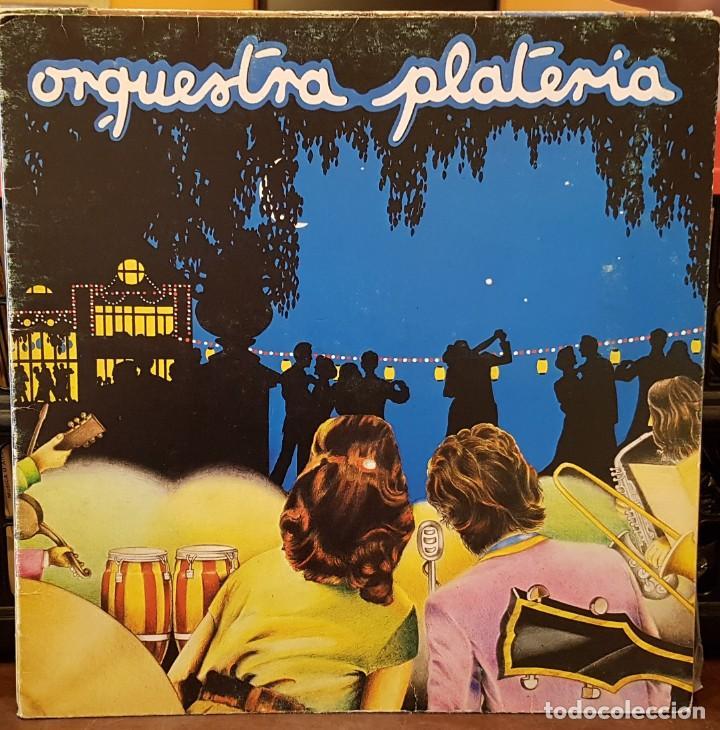 Discos de vinilo: LOTE 7 DISCO DE ORQUESTRA PLATERIA - Foto 3 - 214248336