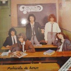 Discos de vinilo: TEQUILA LP. Lote 214254335