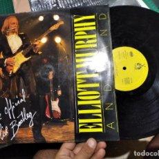 Discos de vinilo: DOBLE LP ORIG ESPAÑA ELLIOT JAMES MURPHY AND BAND THE OFFICIAL LIVE BOOTLEG BUEN SONIDO. Lote 214257286
