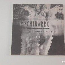 Discos de vinilo: SR. CHINARRO PEQUEÑO CIRCO EP ED. ORIGINAL. Lote 214260762