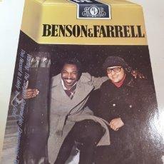 Discos de vinilo: GEORGE BENSON AND FARRELL. Lote 214265662
