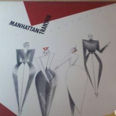 Discos de vinilo: THE MANHATTAN TRANSFER EXTENSIONS. Lote 214269908