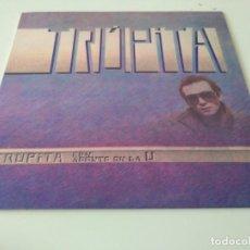 Discos de vinilo: TRÚPITA - CON ACENTO EN LA U (LP, ALBUM). Lote 214270056