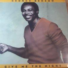 Discos de vinilo: GEORGE BENSON GIVE ME THE NIGHT. Lote 214271797