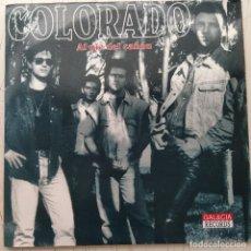 Discos de vinilo: COLORADO - BESOS DE CERVEZA (LP, ALBUM) (FONOMUSIC) 88.2050(D: VG+). Lote 214277205
