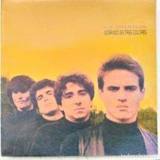 Discos de vinilo: LA GRANJA - SOÑANDO EN TRES COLORES (LP, ALBUM) (1988) (D: VG+). Lote 214277712