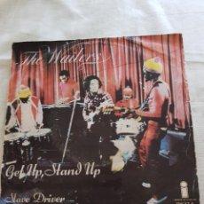 Discos de vinilo: BOB MARLEY THE WAILERS PRIMER SINGLE ESPAÑOL 1978 OPORTUNIDAD COLECCIONISTAS. Lote 214277855