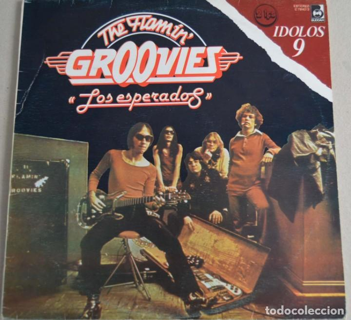 Discos de vinilo: THE FLAMIN GROOVIES - LOS ESPERADOS (DISCO DOBLE) - Foto 1 - 214293140