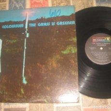 Discos de vinilo: COLOSSEUM - THE GRASS IS GREENER(DUNHILLABC-1969) OG USA. Lote 214293518