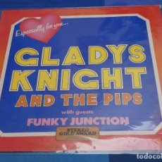 Discos de vinilo: BXX54 LP UK 1975 FUNK SOUL GLADYS KNIGHT AND THE PIPS ESPECIALLY FOR YOU BUEN ESTADO. Lote 214309911