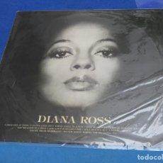 Discos de vinilo: BXX54 LP FUNK SOUL UK 1976 DIANA ROSS HOMONIMO BUEN ESTADO MOTOWN. Lote 214309946
