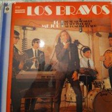 Discos de vinilo: LOS BRAVOS LP. Lote 214322865