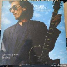"Discos de vinilo: GEORGE HARRISON - GOT MY MIND SET ON YOU (12"", MAX) (DARK HORSE RECORDS) 920 802-0 (D:VG+). Lote 214331646"