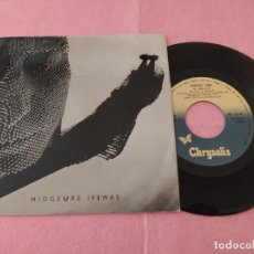 "Discos de vinilo: 7"" MIDGE URE ‎– IF I WAS / PIANO - PORTUGAL PRESS - SINGLE - CHRYSALIS ‎– 532215 - EX-/EX. Lote 214335475"