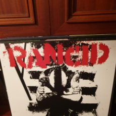 Discos de vinilo: RANCID / .. AND OUT COME THE WOLVES / NOT ON LABEL. Lote 214353007