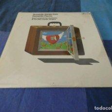 Discos de vinilo: RCH56 LP USA ANTINQUISIMO GRAN GROSOR Y MUY BUEN ESTADO RAY CHARLES SINGERS ROMANTIC PLACES. Lote 214355670